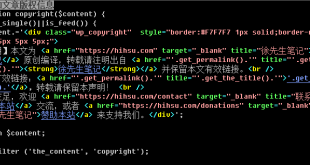 add-copyright-content-at-the-bottom-of-each-article-wordpress